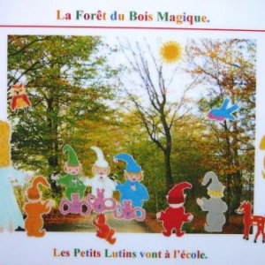 La foret du Bois Magique