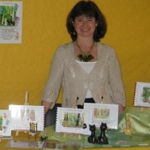 Marie Moray, auteur des textes et dessins