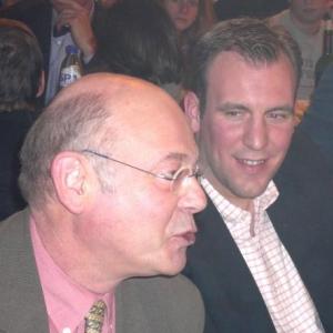 Berry Gillis, Echevin et M. Wathelet (fils) Depute