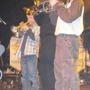 La releve du Brass Band