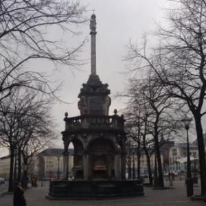 Place du Marche - le Perron