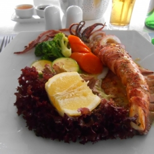 Naoussa Restaurant Axinos