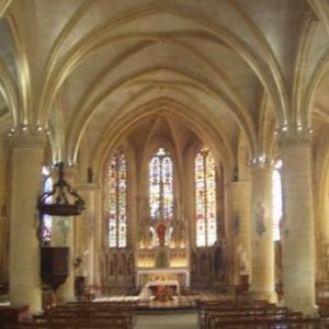 marville - eglise saint-nicolas