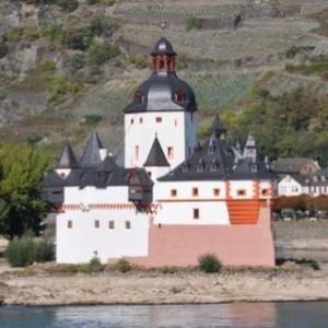 vallee du rhin - Kaub - copyright Romantischer Rhein Tourismu