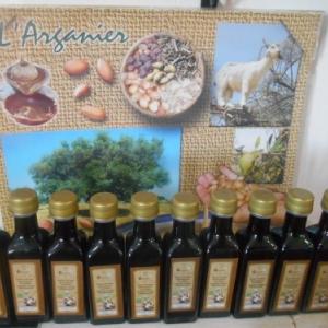 cooperative marjana - huile d argan