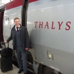 Paris - Thalys