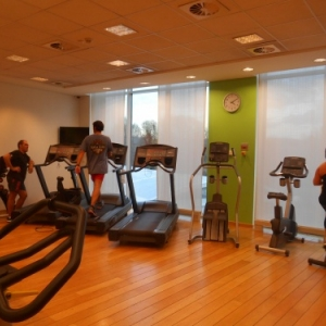 hotel crowne plaza brussels airport - fitness