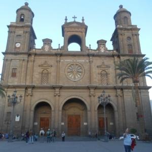 las palmas - cathedrale