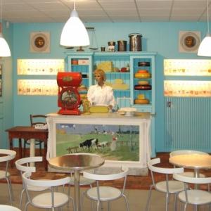 zuivelmuseum - musee de la laiterie