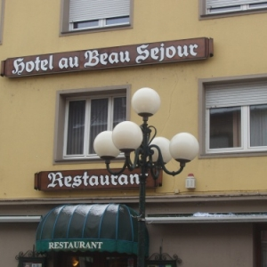 hotel beau-sejour - diekirch
