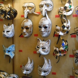 masques - giancarlo tamburini - castello