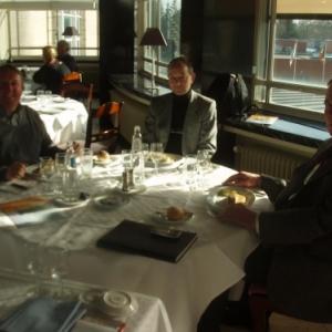 restaurant le gryzon avec directeur mr kinart