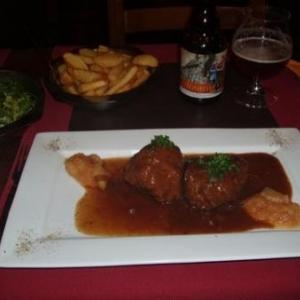 Restaurant Tchantches & Nanesse - Boulets a la Liegeoise