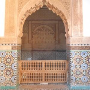 tombeaux saadiens