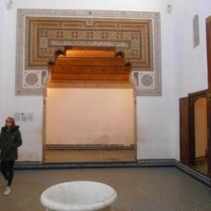 marrakech - palais bahia