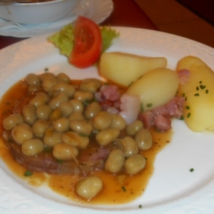 restaurant um dierfgen - excellente cuisine luxembourgeoise