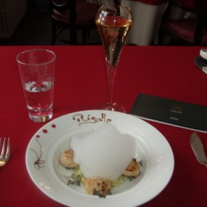 restaurant gastronomique la gourmandiere de carignan