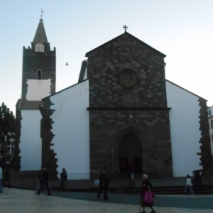 cathedrale se funchal