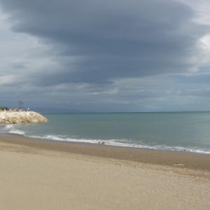 torremolinos - plage de la carihuela