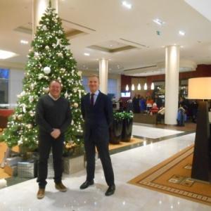 hotel crowne plaza - avec tomas luko directeur communication