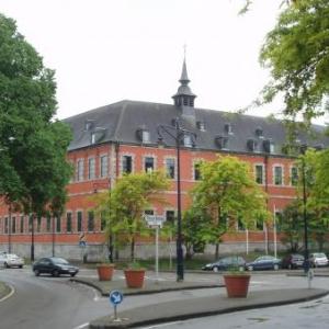 hospice saint gilles - parlement wallon