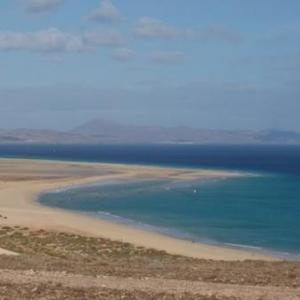 playa de sotovento - sud de l île
