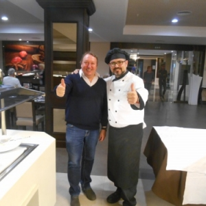 playa de palma - hotel riu bravo - jose chef cuisine