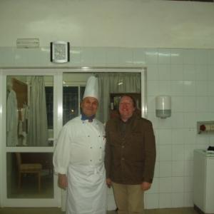riu marhaba palace hammamet - chef cuisine