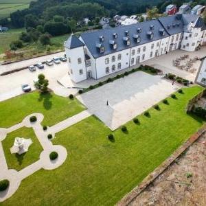 Chateau Urspelt vue aerienne