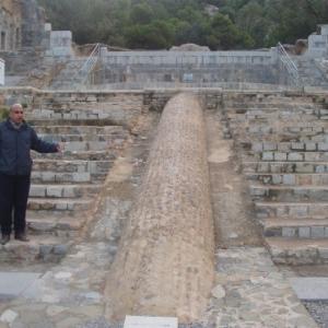 temple des eaux zaghouan