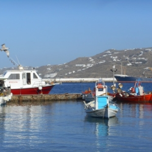 Mykonos, la perle des Cyclades