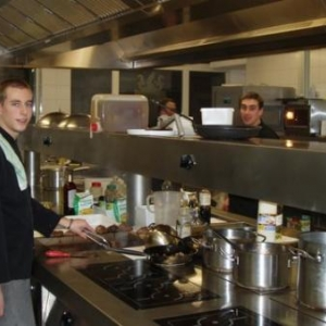 hotel verviers - cuisine