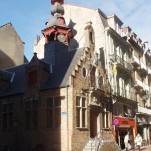 ancien hotel de ville - kerkstraat