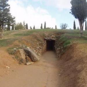 dolmen de antequera