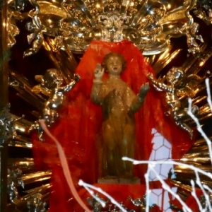 eglise de la victoire - enfant jesus de prague
