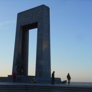 la panne - monument leopold I