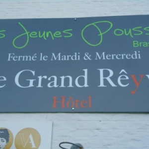 hotel le grand reve - chimay