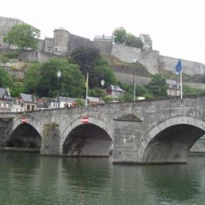 vue sur la citadelle lors de la petite croisiere