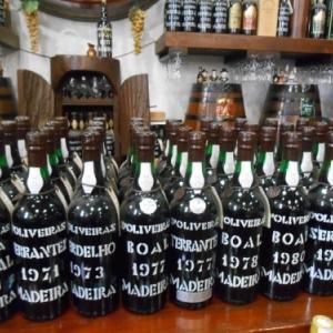 vin de madere funchal