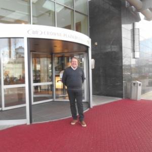 hotel crowne plaza aeroport bruxelles
