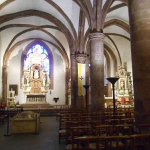 eglise des trinitaires - vianden
