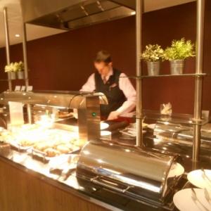 hotel crowne plaza - petit dejeuner