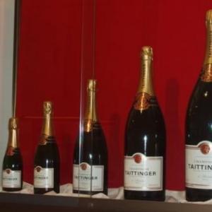 champagne  taittinger reims