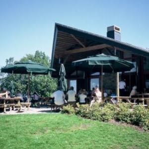 Brasserie du Parc avec terrasse panoramique