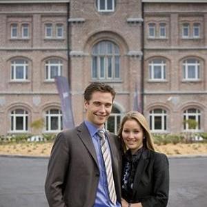 hotel verviers - jeune couple proprietaire - famille van der valk