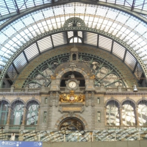 anvers - gare centrale