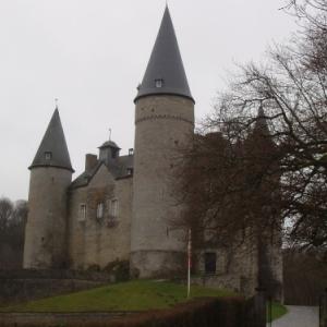 celles - chateau de veves