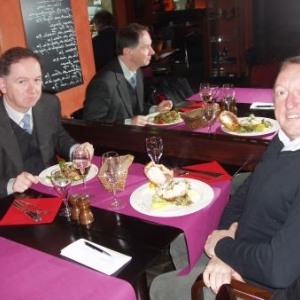 bistrot gourmand remerschen avec mr conter-responsable presse ont luxembourgeois