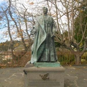 statue de charles Ier