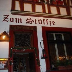 Cochem - restaurant Zom Stueffje